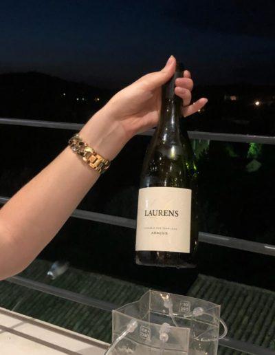 Abacus le vin bienvenue et étoilé