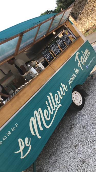 Food Trucks au Domaine Laurens