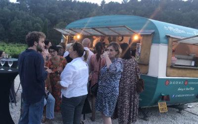 Soirée Wine and Trucks au Domaine Laurens